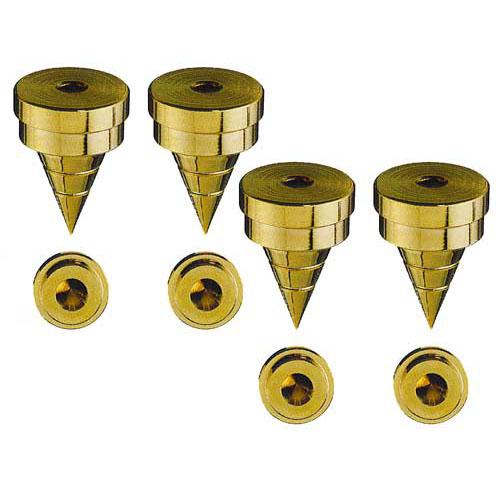 Oehlbach SPIKES S 2000 4er-Set Schwingungsdämpfer 63001