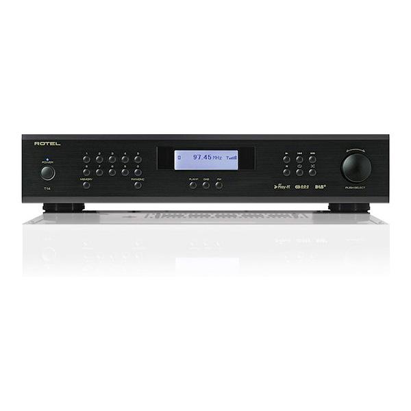 Rotel T14 schwarz DAB+/FM-Tuner 110061