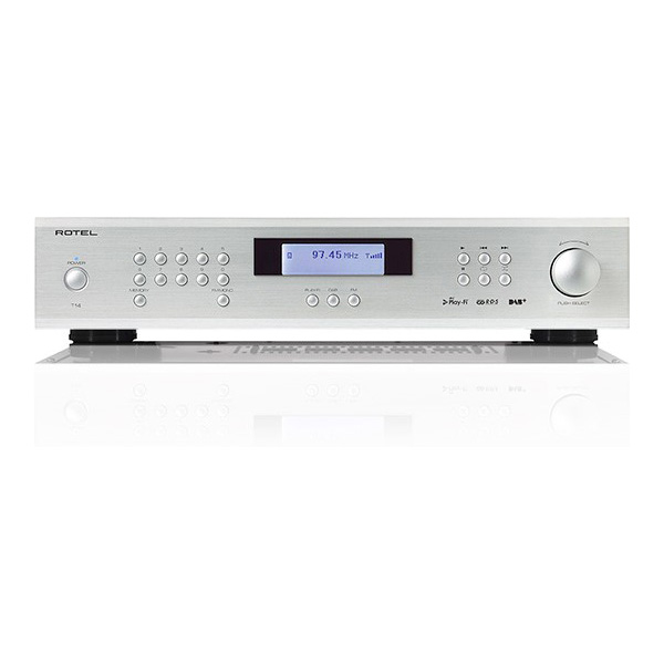 Rotel T14 silber DAB+/FM-Tuner 110060