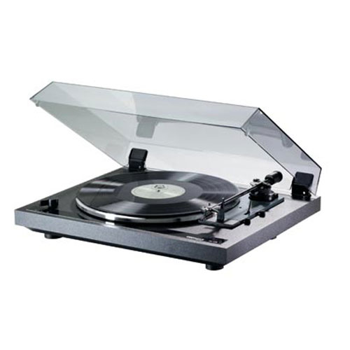 Thorens TD 170-1 schwarz Plattenspieler 44039