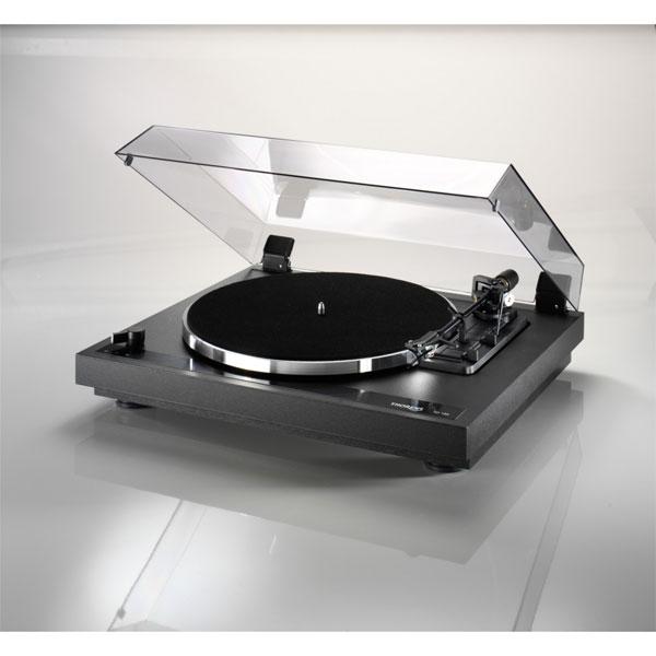 Thorens TD 190-2 schwarz Plattenspieler 44055