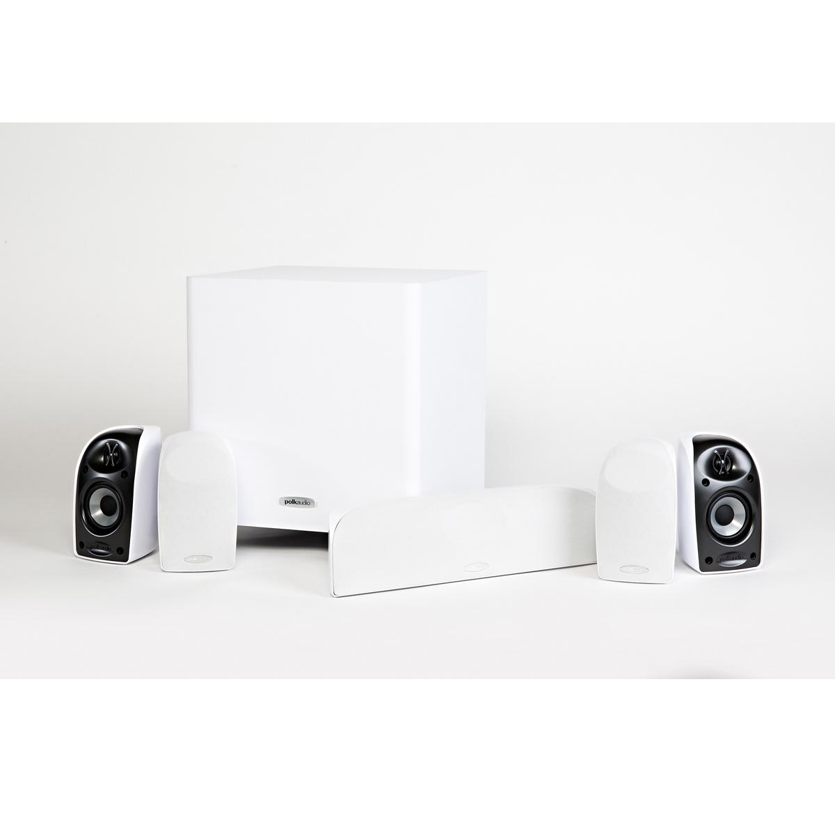 Polk Audio TL 1700 weiss Heimkinosystem 99170
