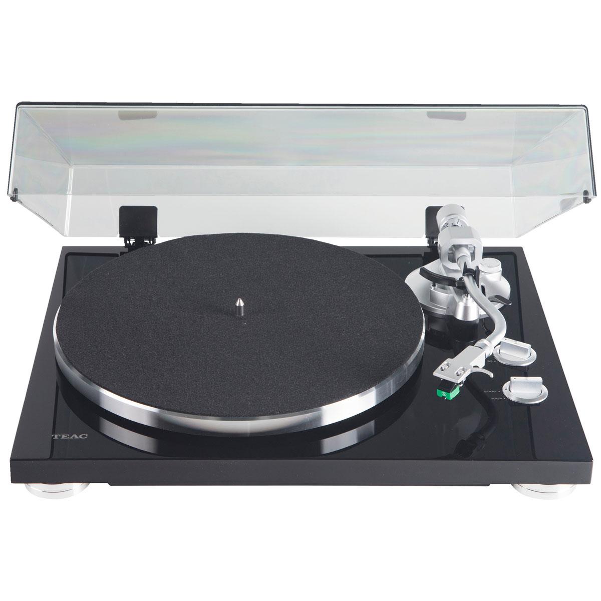 Teac TN-350 MB schwarz Plattenspieler 100092