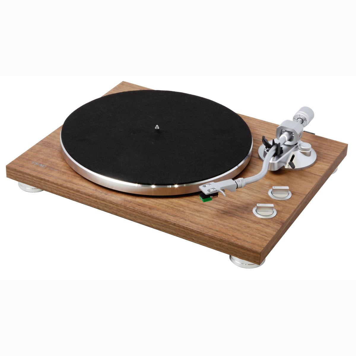 Teac TN-400 BT walnuss Plattenspieler 99916