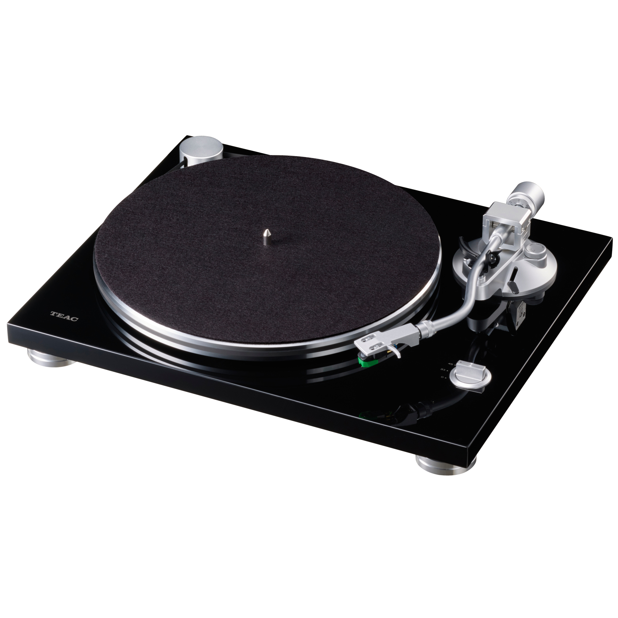 Teac TN-3B schwarz Plattenspieler 44185