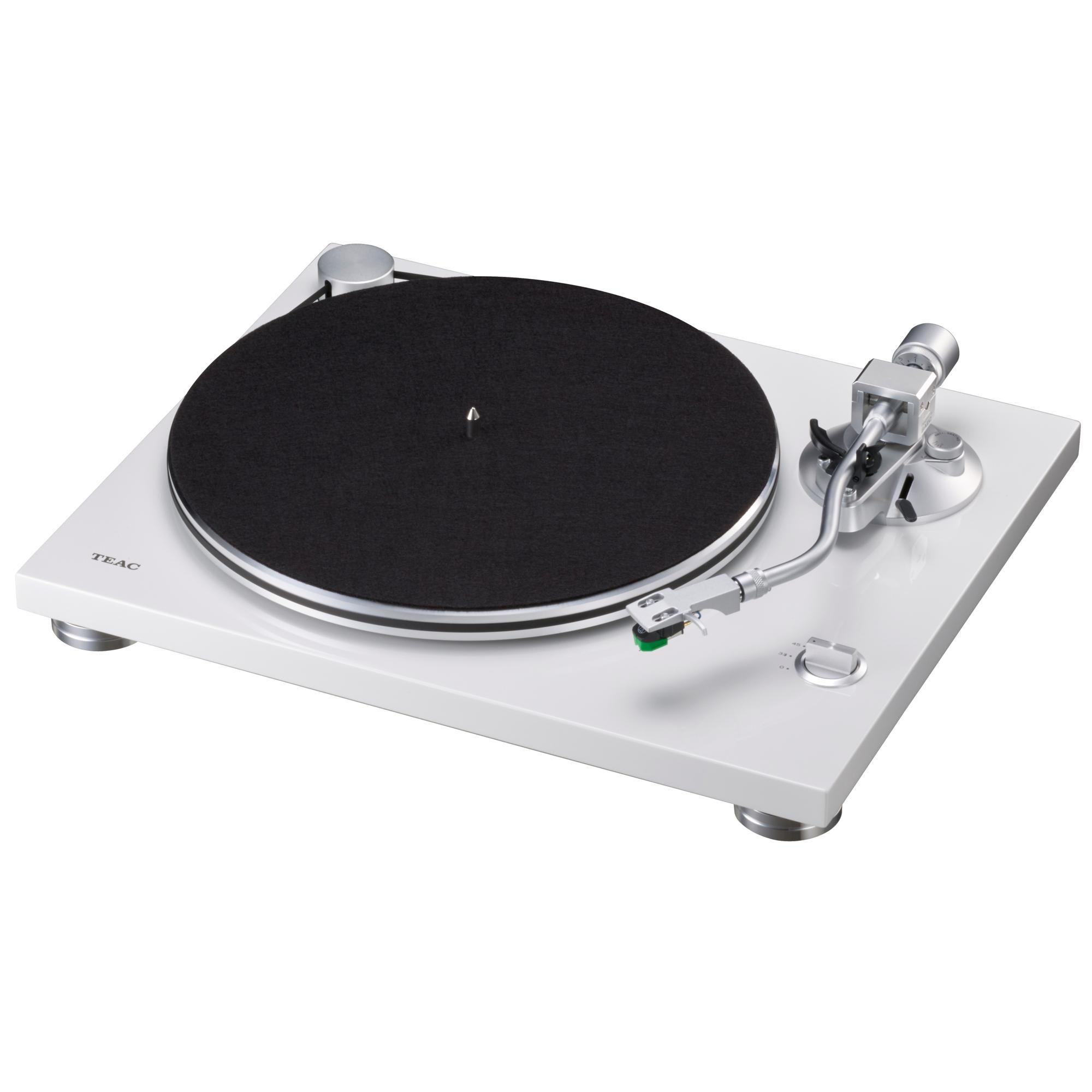 Teac TN-3B weiss Plattenspieler 44186