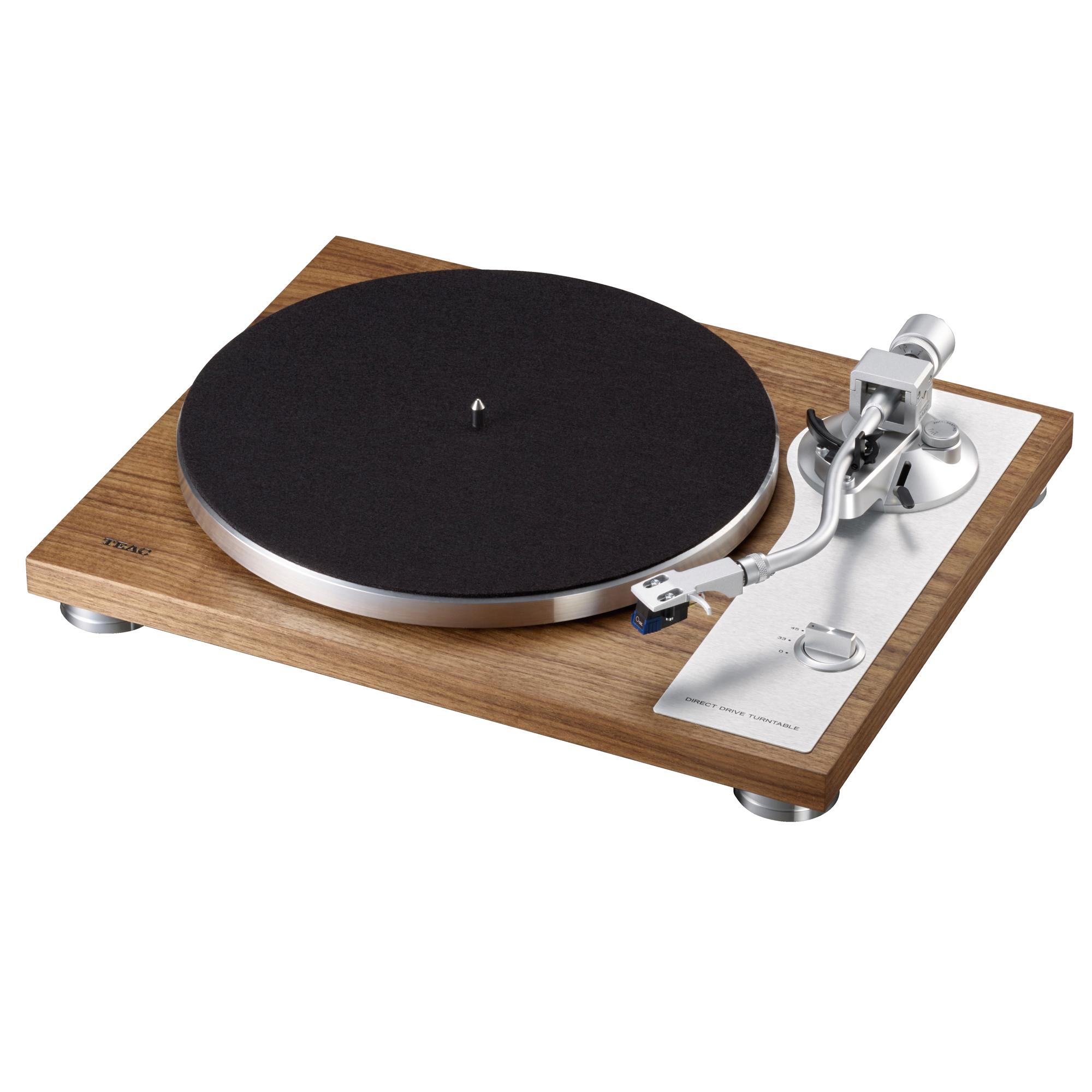 Teac TN-4D walnuss Plattenspieler 44184