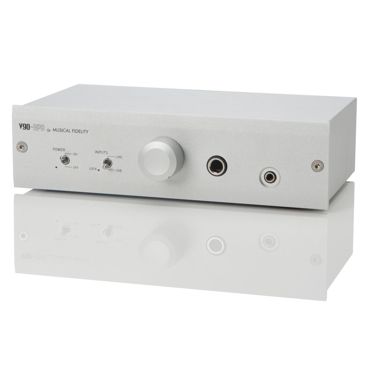 Musical Fidelity V90-HPA silber Kopfhörerverstärker 99138