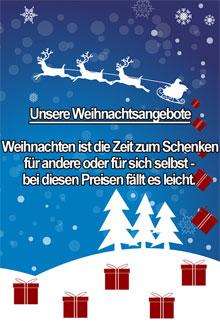 Weihnachtsangebote 2018