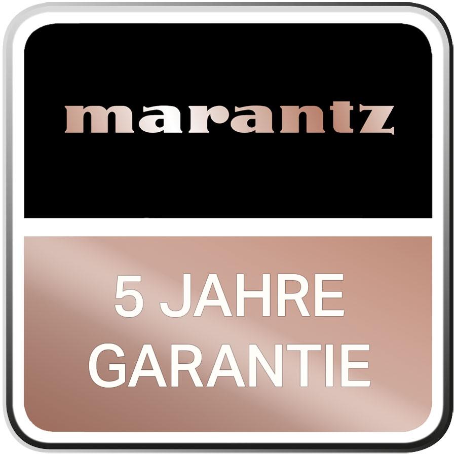 Marantz Premium 5 Jahre Garantie Logo